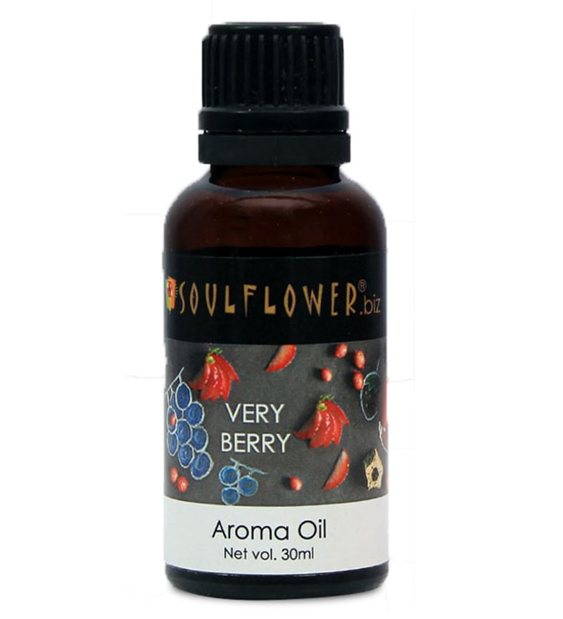 Very Berry Aroma Oil by SoulFlower