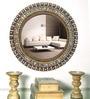 Multicolour Glass & MDF Beautiful Mirror by Venetian Design