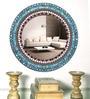 Venetian Design Multicolour Glass & MDF Beautiful Mirror