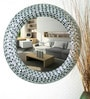 Dereham Decorative Mirror in Multicolour by Amberville