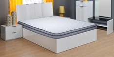 Vivah 6 Inch Thick Spring Queen-Size Mattress