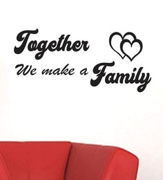 Slogan Wall Stickers: Buy Slogan Wall Stickers Online in India at