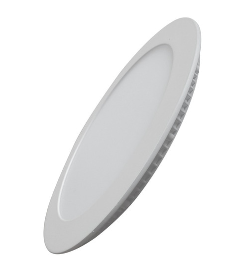 Victory Lighting 18W LED Panel Light Round Recessed 4200K- Day Light -Pack  of 1