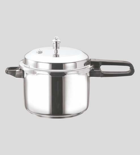f49dce92a Buy Induction Base Sandwich Bottom Outer Lid Stainless steel Pressure Cooker