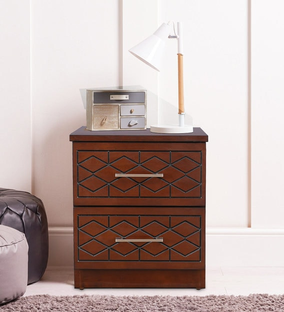 Victoria Bedside Chest In Antique, Chest Tables Furniture