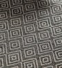 Green Cotton & Jute 72 x 50 Inch Carpet by Vikram Carpets