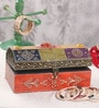 Multicolour Wooden Jewellery Box by Villcart