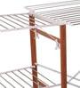 Viva Collapsible Wood & Steel 5 Platform Clothes Dryer