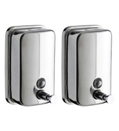 soap dispensers buy liquid soap dispensers online in india at best prices pepperfry