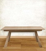 Voglauer Four Seater Dining Table in Natural Finish