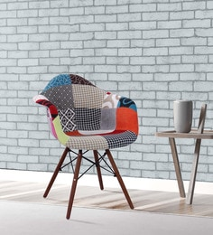 Warren Accent Chair In Multicolour
