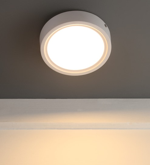 Warm Led Panel Light Surface B1058 By Learc Lighting