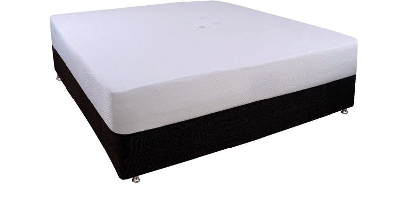 Waterproof King-Size Mattress Protector by Springtek