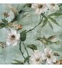 Wall Decor Canvas 24 x 24 Inch Flora Fauna Framed Digital Art Print