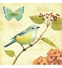 Wall Decor Canvas 24 x 24 Inch Nature's Beauty Framed Digital Art Print