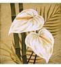 Wall Decor Canvas 24 x 24 Inch Plant Framed Digital Art Print