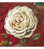 Wall Decor Canvas 24 x 24 Inch Rose Framed Digital Art Print