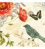 Wall Decor Multicolor Canvas 24 x 24 Inch Abstract Designs Framed Digital Art Print