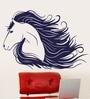 PVC Vinyl Modern Horse Art Wall Sticker & Decal by WallTola