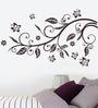 PVC Vinyl Slender Branch Bedroom Decor Wall Sticker & Decal by WallTola