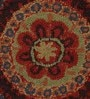 Walter Carpet 63 x 91 Inch in Red by Amberville