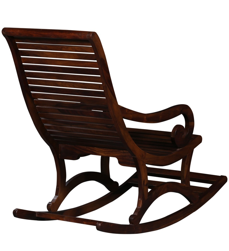 Buy Wellesley Solid Wood Rocking Chair in Provincial Teak  : wellesley solid wood rocking chair in provincial teak finish by amberville wellesley solid wood rock nfemy2 from www.pepperfry.com size 800 x 880 jpeg 66kB