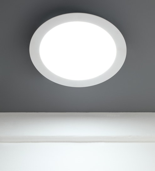 White Led Panel Light B1052 By Learc Lighting