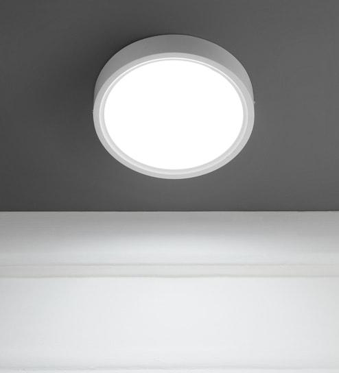 White Led Panel Light Surface B1060 By Learc Lighting