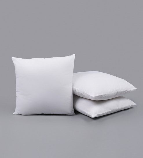 Buy Polyester 40 X 40 Inch Cushion Insert Set Of 40 By SWHF Online Stunning 16 By 16 Pillow Insert