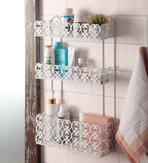 Storage Multipurpose Bath Shelf Rack