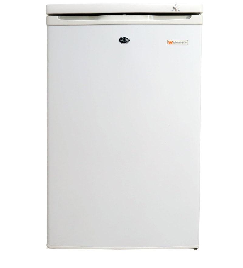 White Westinghouse Upright Freezer 92 Ltrs Wine Cooler