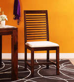 Winona Dining Chair in Provincial Teak Finish