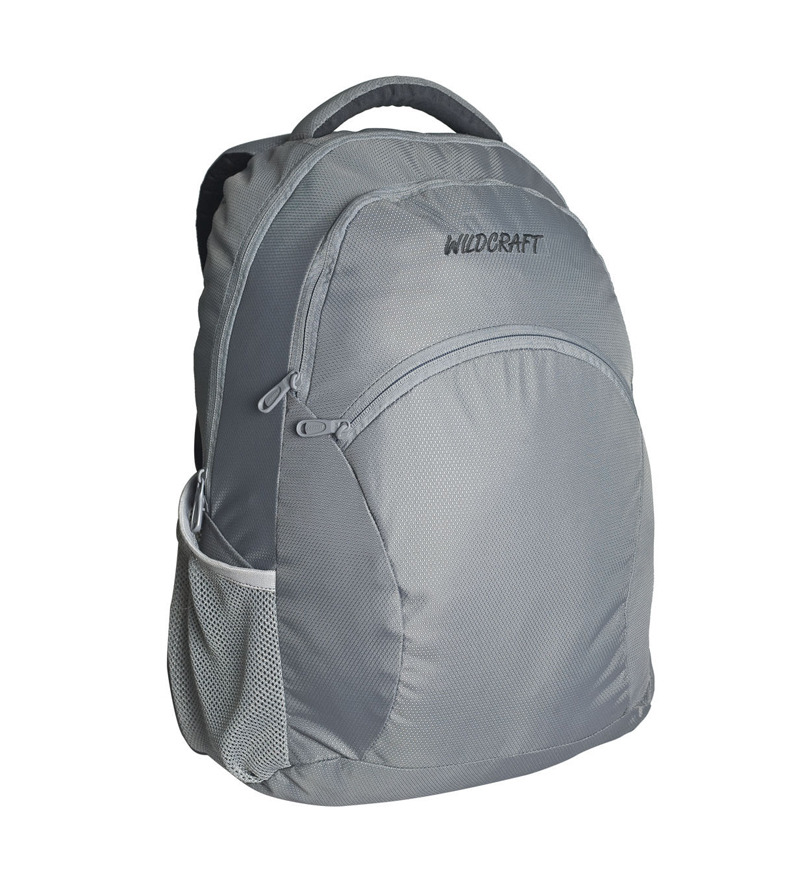 d41c7a1bf Wildcraft Ace 21 L Laptop Backpack Grey