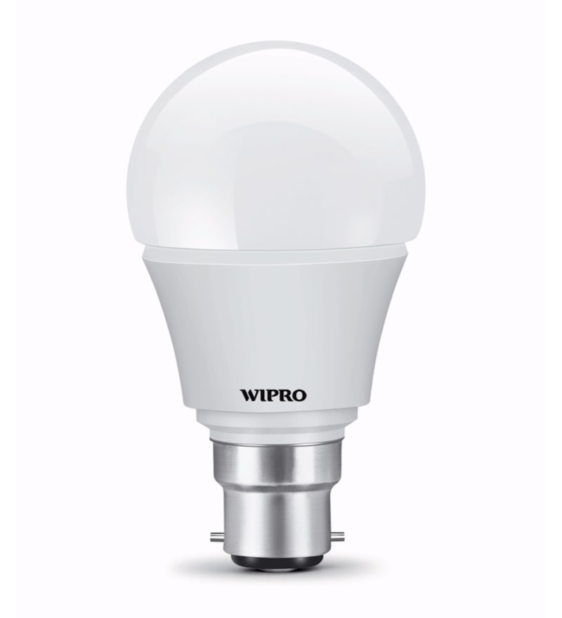 Wipro B22 Warm White 7 W LED Bulb