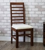 Winona Dining Chair in Warm Walnut Finish by Woodsworth
