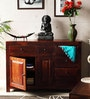 Winona Sideboard in Provincial Teak Finish by Woodsworth