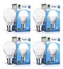 Wipro Tejas White 5 W LED Bulbs - Set of 4