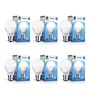 Wipro Tejas White 5 W LED Bulbs - Set of 6