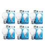 Wipro Tejas White 7 W LED Bulbs - Set of 6