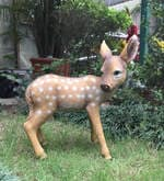 Standing Deer Garden Decoration