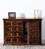 Woodway Sideboard in Provincial Teak Finish