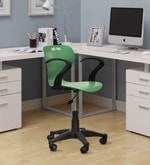 Workstation 511 Series Chair in Green Colour