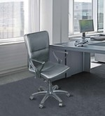 Workstation 520 Series Ergonomic Chair in Black Colour