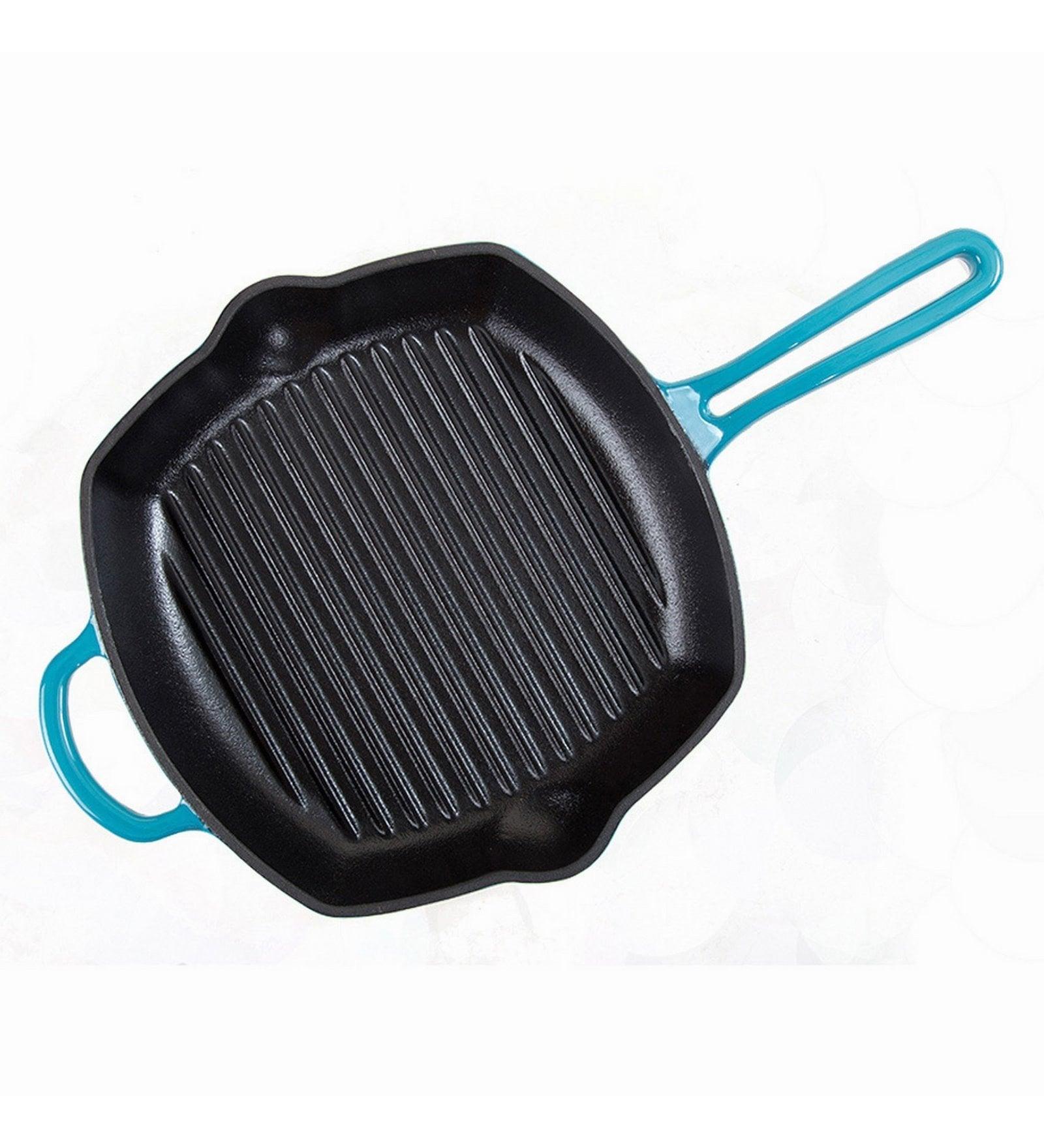 Wonderchef Cast-Iron Blue Sandwich & Grill Maker