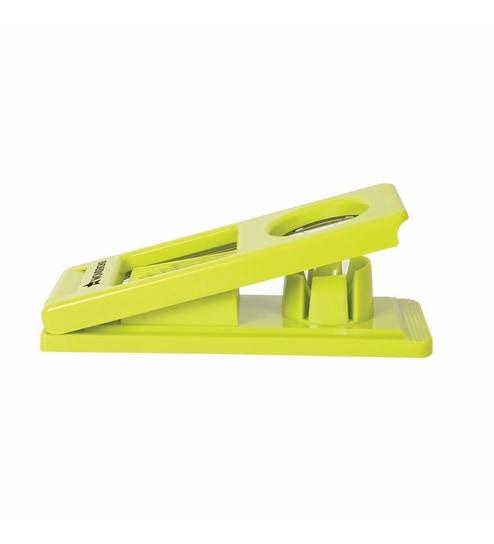 Wonderchef 2 In 1 Egg Slicer Green Plastic Knive & Chopper