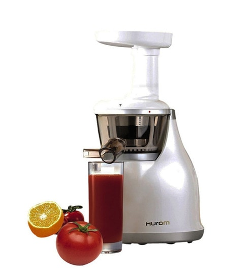 Hurom Slow Juicer Media Markt : Buy Wonderchef Hurom Slow Juicer (White) Online - Juicers - Juicers - Pepperfry