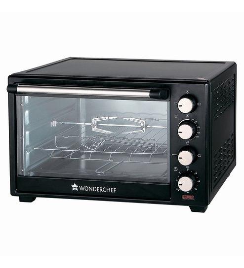 Wonderchef 40L Oven Toaster Griller OTG