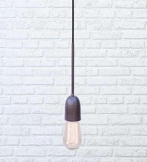 850c98565864 Buy Black Mild Steel and Aluminium Hanging Light by Marical Online - Contemporary  Hanging Lights - Hanging Lights - Lamps & Lighting - Pepperfry Product