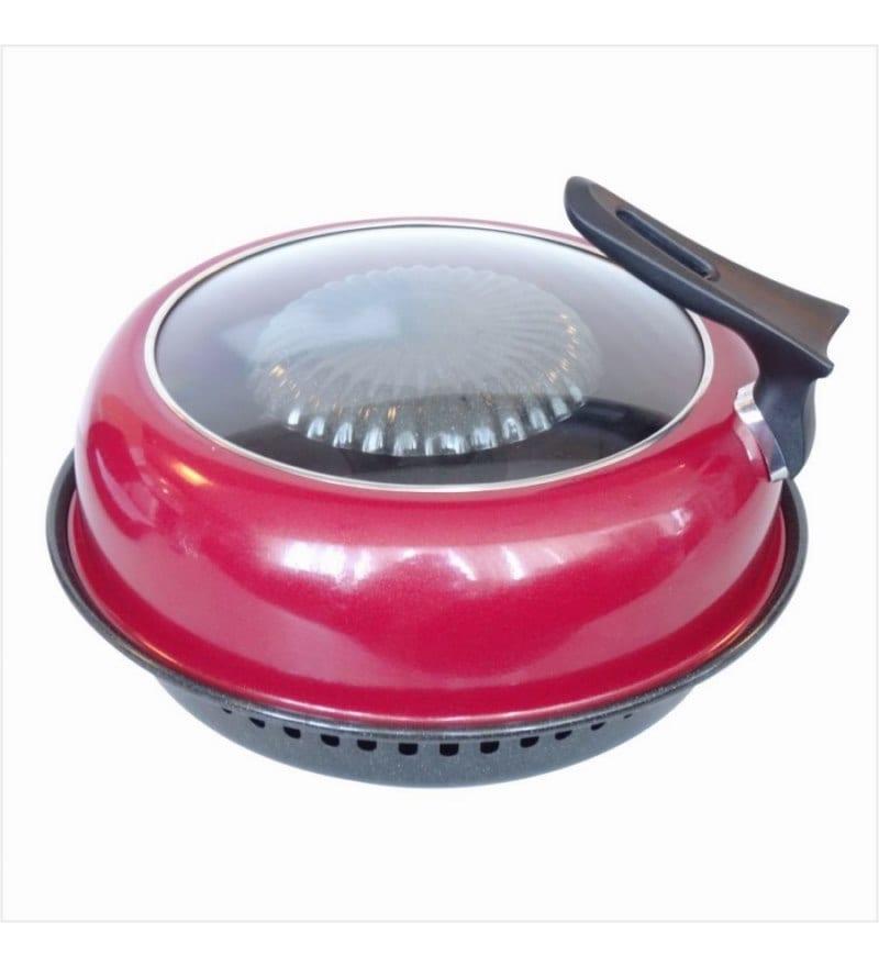 Wonderchef Gas Oven Tandoor By Chef Sanjeev Kapoor Red