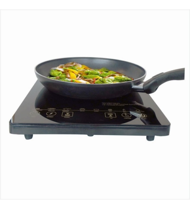 Wonderchef Induction Plate - Model WCF-H14 Black